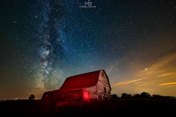 Milky Way Editing - Online image
