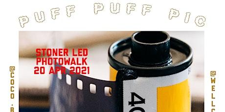 Chris & West Presents: Puff, Puff, Pic Photowalk tickets