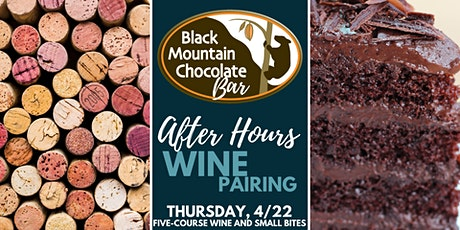 After Hours Wine Pairing tickets