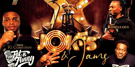 Jokes & Jams tickets
