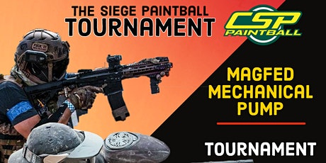 The Siege Paintball Tournament tickets
