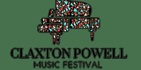 Claxton Powell Music Festival billets