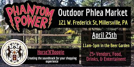 Outdoor Phlea Market tickets