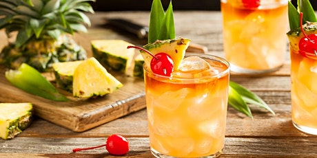 Parrots and Cocktails - Virtual Mixology Class tickets