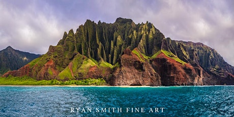 2022 ICONS of Kauai ( May 2-6  )Photography Workshop with Ryan Smith tickets