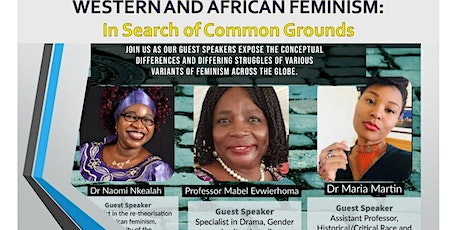 Western and African Feminism: In Search of Common Grounds tickets