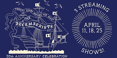 The Decemberists 20th Anniversary Celebration