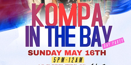 Kompa In The Bay tickets