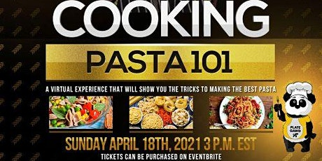 Cooking Pasta 101 Presented by Chef Kev tickets