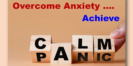 Young Adult Event Online: Overcoming Anxiety...Achieve tickets
