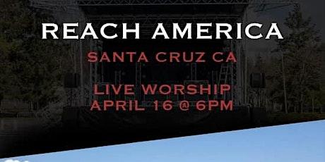 REACH AMERICA tickets