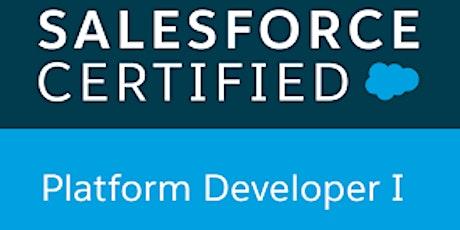 Salesforce Platform Developer 1 Study Group tickets