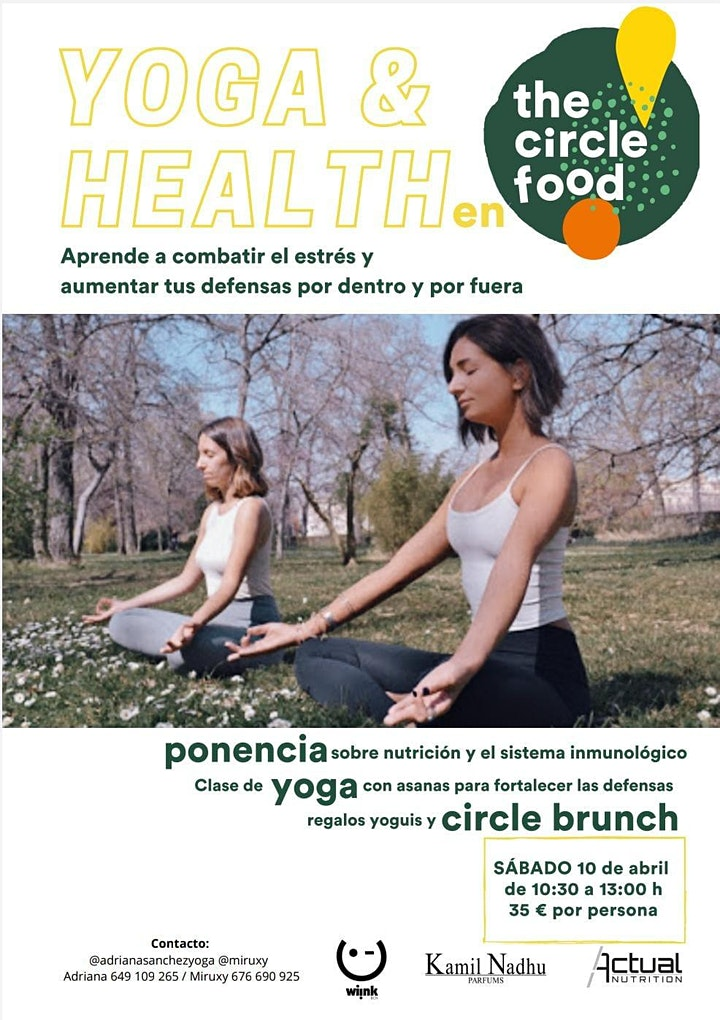Yoga & Health image
