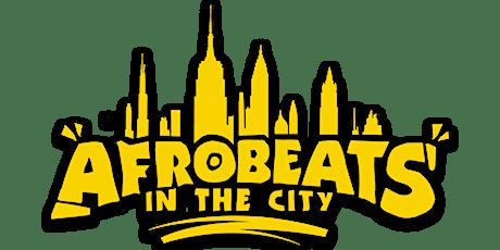 Afrobeats In The City    My homeland Haiti tickets