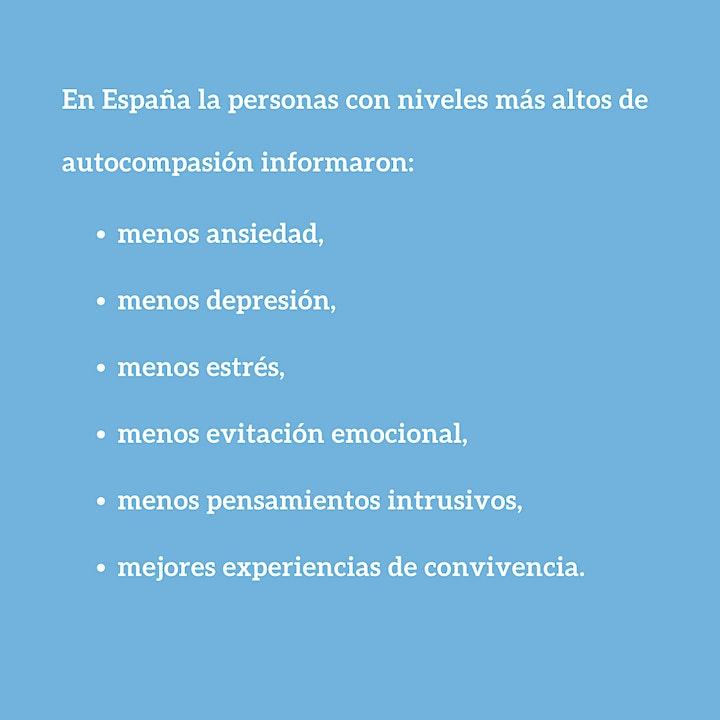 Imagen de Programa oficial  Mindfulness Selfcompassion 2021