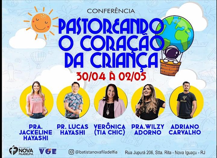 Conferência Pastoreando o Coração da Criança image