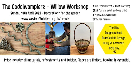 Willow Weaving Workshop tickets