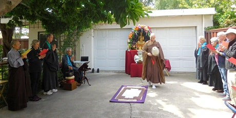 Wesak Celebration at the Berkeley Buddhist Priory-A Soto Zen temple tickets