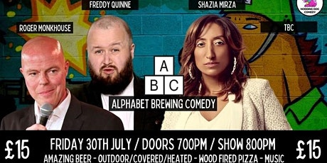 Alphabet Brewing Comedy tickets