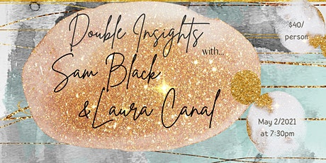 Double Insights:  An Evening of Intuitive Readings tickets