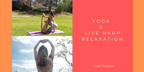 Yoga Flow with Live Harp Music for Deep Relaxation tickets
