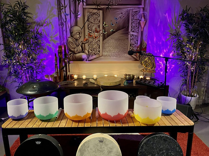 Sound Bath Healing Meditation image