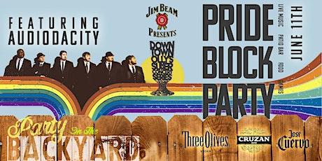 Pride Block Party tickets