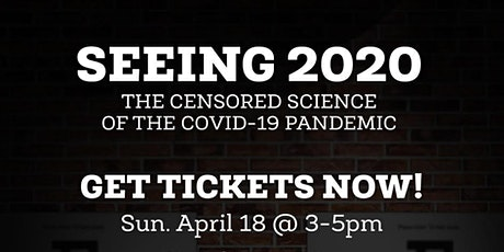 SEEING 2020 tickets