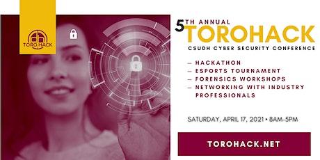 ToroHack 5.0 tickets