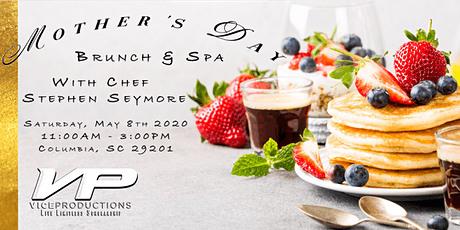 Mother's Day Brunch & Spa tickets