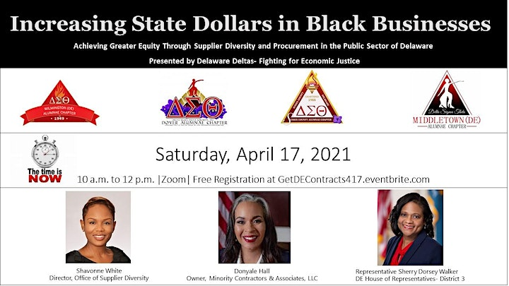Increasing State Dollars in Black Businesses image
