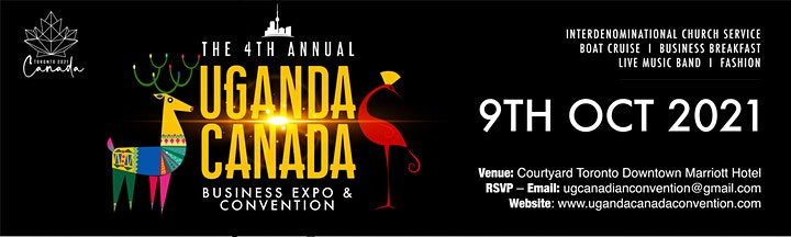 Uganda Canadian Business Expo & Convention 2021 Edition image