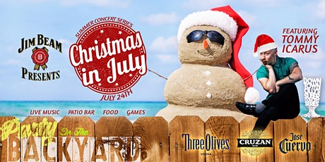 Downtown Olly's Summer Concert Series: Christmas In July tickets