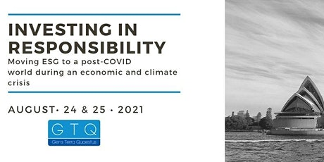 Investing in Responsibility Conference 2021 tickets