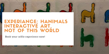 Hanimals- Interactive Selfie Exhibition tickets
