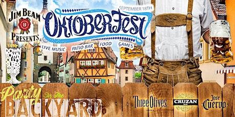 Downtown Olly's Summer Concert Series: Oktoberfest tickets