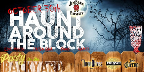 Downtown Olly's Summer Concert Series: Haunt Around The Block tickets