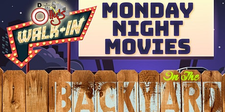 "Monday Night ""Walk-In"" Movie Series tickets"
