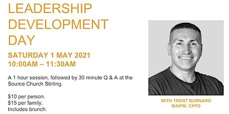 Leadership Development Day tickets