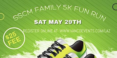 Ss Cyril & Methodius Family 5k Fun Run/Walk tickets