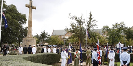 Adelaide Anzac Day Service of Remembrance tickets