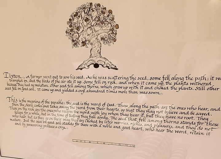 Introduction to Calligraphy (Italics) (Edie Richardson) image