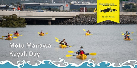 Motu Manawa Kayak Day tickets