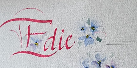 Introduction to Calligraphy (Italics) (Edie Richardson) tickets
