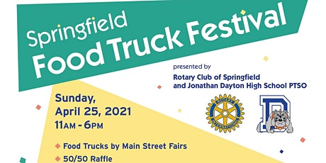 Springfield Food Truck Festival tickets