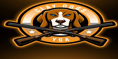 Clay Dogs Dinner - Online Ticket sales ending Tonight! tickets