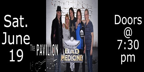 Bon Jovi  & 80's Rock Tribute - Bad Medicine ROCKS The Pavilion tickets