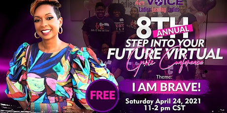 STEP into your Future Girls Conference 2021 tickets