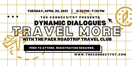 Dynamic Dialogues : TRAVEL MORE tickets