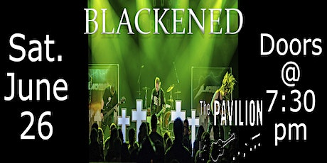 Metallica Tribute Night Featuring Blackened at The Pavilion tickets
